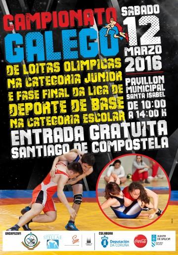 CAMPIONATO GALEGO JUNIOR E ESCOLAR 2016