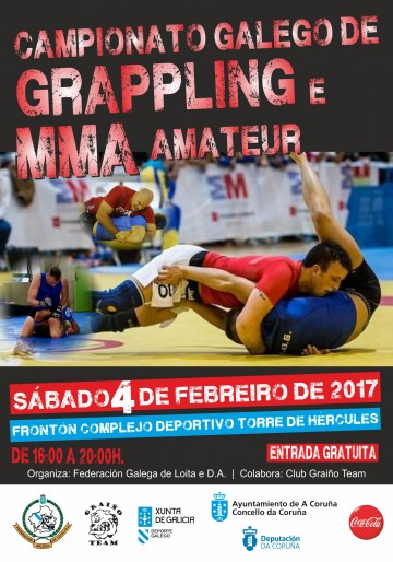 CARTELES GRAPPLING 2017