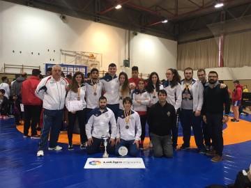 Selección Galega de Loitas Olímpicas SUB 23