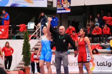 Galicia vence no nacional de Loitas Olímpicas