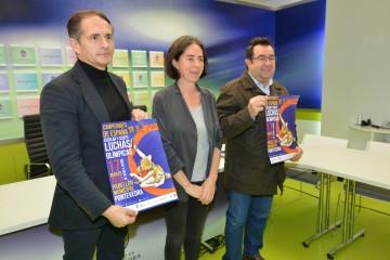 Presentación Cto. España Loita en Pontevedra