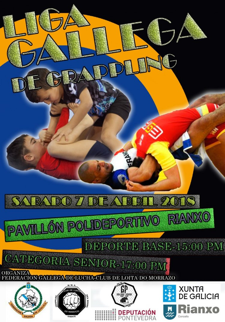 cartel liga grappling