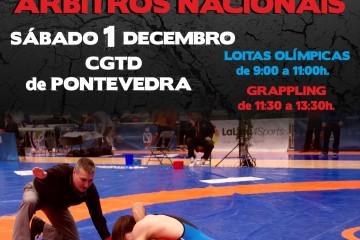 CLINIC CORREGIDO AUTONÓMICO DE ARBITRAXE 2018