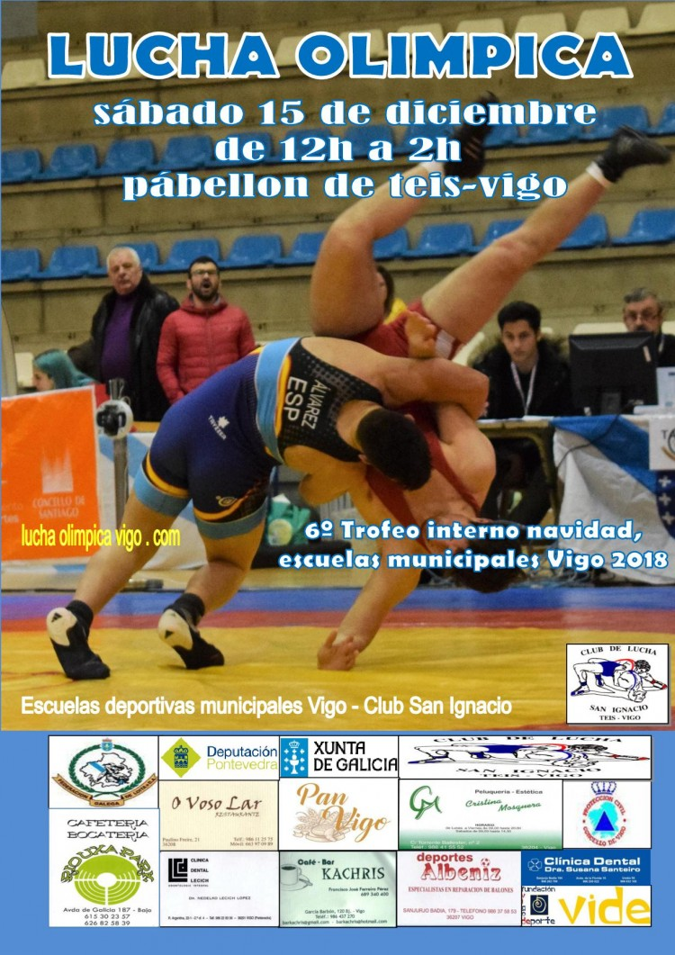 cartel san ignacion , presentacion club 15 diciembre 2018