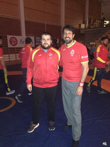 Nicolás López y Marcos Araujo