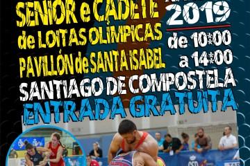 CAMPIONATO GALEGO SENIOR E CADETE 2019