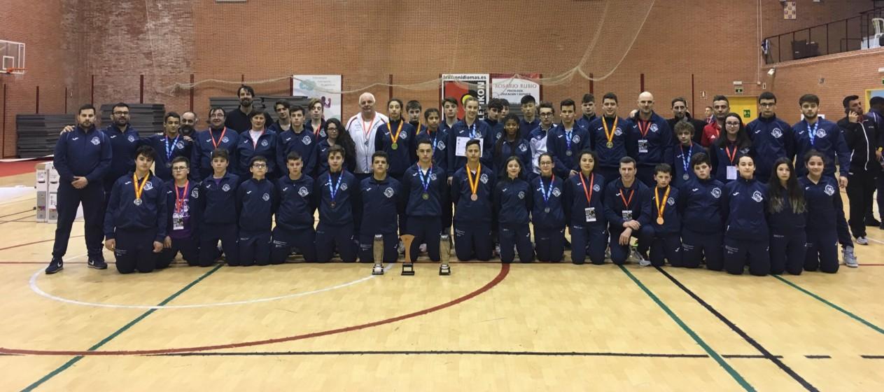 Selección Galega CESA 2019