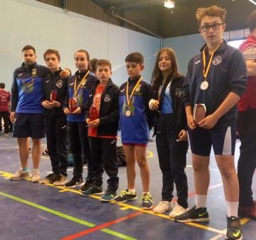 Selección de deportistas Galegos