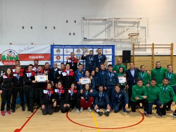 Galicia Campioa de España por CCAA