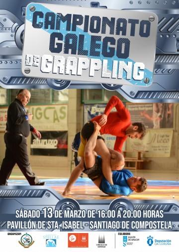 ARREGLO CAMPIONATO GALEGO GRAPPLING 2021