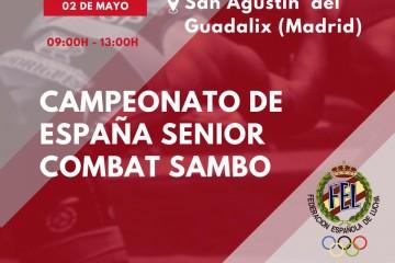 Cartel Combat Sambo