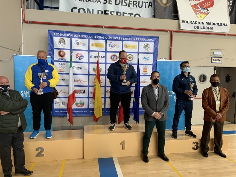 Galicia 3ª Clasificada Lucha Sambo