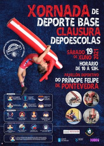 XORNADA DE DEPORTE BASE CLAUSURA
